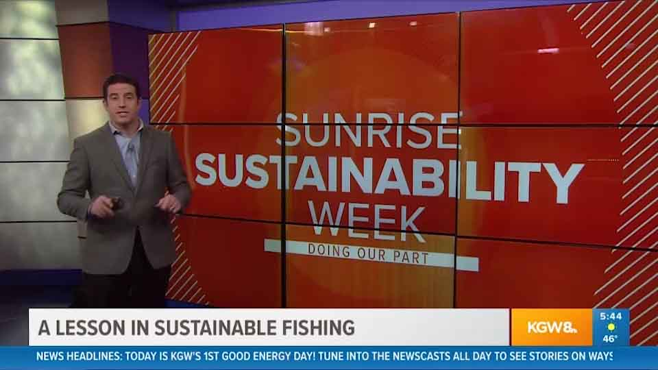 Local businesses highlight sustainable fishing